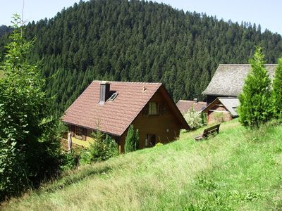 Photo for Detached holiday home in the Black Forest with sauna area, balcony and terrace