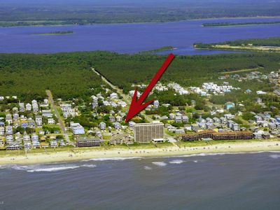 Photo for Beautiful home just 2 blocks from beach