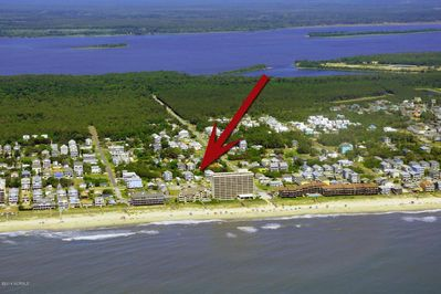 Located just a short walk from the beach!