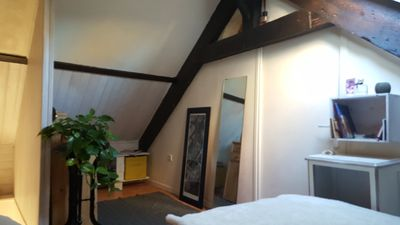 Photo for Duplex located in St Servan - near the train station, Intra Muros, city of Aleth and beach