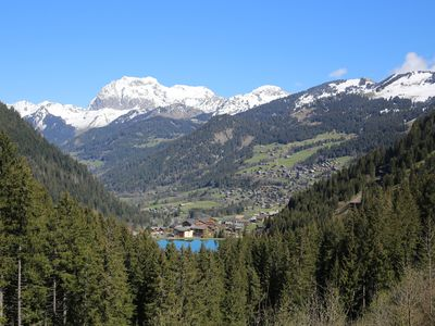 Photo for Very well appointed Apartment in Chatel , very convenient for shops etc.