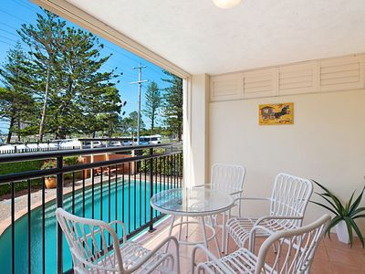 Photo for Peurto Vallerta unit 1 - Great value, great location in Coolangatta, Southern Gold Coast