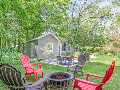 Photo for Private, dog-friendly cottage w/ screened-in porch - perfect for a cozy getaway