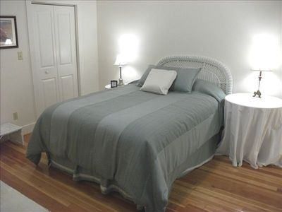 Master Bedroom #1; Queen Bed