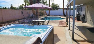 Photo for Tempe Get away with pool, Spa, Easy access to Spring Training & Everything!