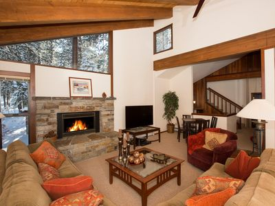 Photo for Basque Lodge Remodeled Spacious 5 BR in Northstar w/ Ski Shuttle! - Sleeps 12