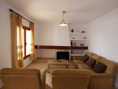 Photo for Villa 200 meters from the beach, ideal for families with children