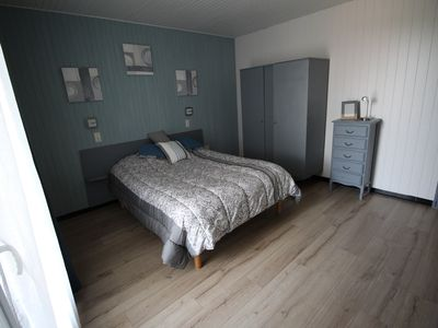 Photo for Apartment Turquoise (32m²), floor 2, 2 balconies, quiet, wifi, parking, garden