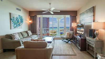 Photo for 2 Bedroom Gulf Front Elite - Tower 5