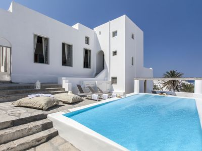 Photo for blueground Villa, Mykonos town, private pool
