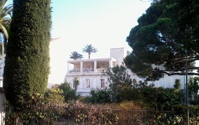 Photo for Cosy 1 bedroom apt 50m2 ,top floor ,on garden - all services and beaches afoot