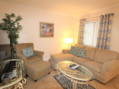 Photo for Parkside 4 St Pete Beach One Bedroom One Bath Free WIFI & Parking Pool Renovated!