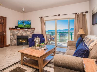 Photo for Indoor Pool & Free Dollywood Ticket with this Mtn View 2 BR