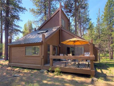 Photo for Cozy Cabin in the heart of Sunriver! Short walk to SHARC and the Village Mall!