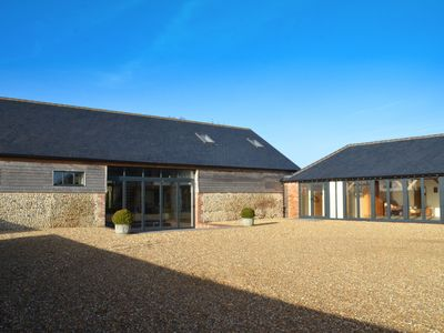 Photo for Slatey Barn - Lavant, Chichester, West Sussex