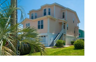 Photo for 'Kure Me Away' 4 BR/4BA Steps To Uncrowded Beach!! Family Friendly!