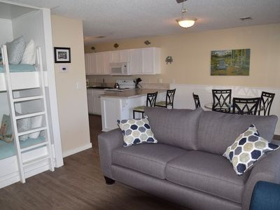 Photo for Amazing 1BR / 1Bth only 2 min stroll to the beach! Right on 30A- 2 pools, tennis