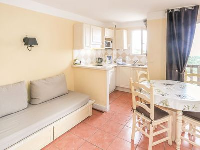 Photo for 1BR Apartment Vacation Rental in ROQUEBRUNE SUR ARGENS