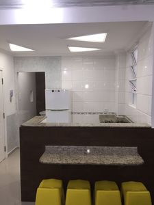 Photo for 1BR Apartment Vacation Rental in Guarujá, SP