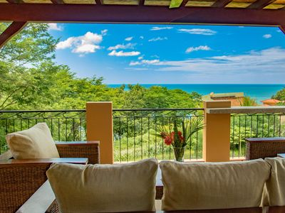 Photo for BEAUTIFUL OCEAN-VIEW HOME IDEAL FOR SURFING, FAMILY FUN OR ROMANTIC GET-AWAY