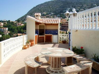Photo for Vacation home Villa Castillo (CLP249) in Calpe/Calp - 15 persons, 7 bedrooms
