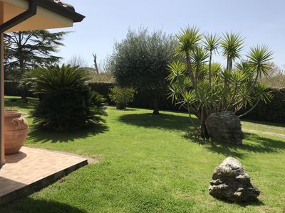 Photo for PRIVATE VILLA IN CIRCEO WITH GARDEN
