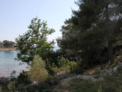 Photo for Two bedroom apartment near beach Potočnica (Pag)