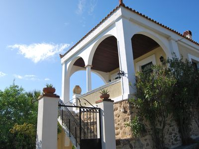 Photo for Holiday house Volissos for 1 - 14 persons with 5 bedrooms - Holiday home