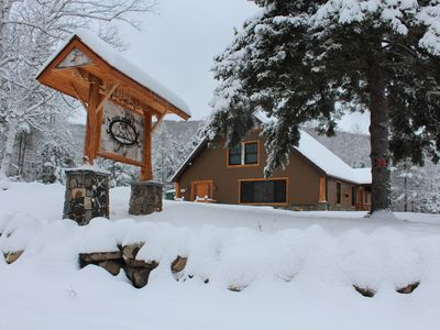 Photo for 4BR Chalet Vacation Rental in North Creek, New York