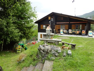 Photo for Holiday home for 10 guests with 140m² in Grächen (92223)