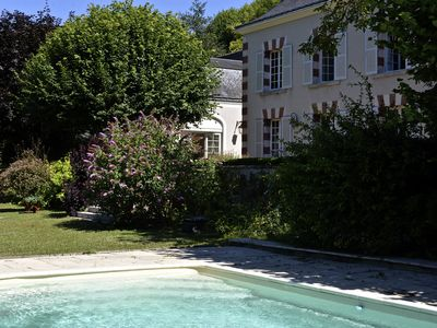 Photo for 2BR Cottage Vacation Rental in Saint-Cyr-Sur-Loire, Centre-Val De Loire