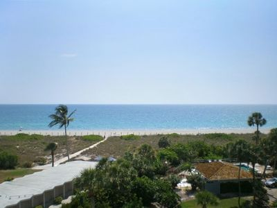 View of the Gulf of Mexico from your balcony!