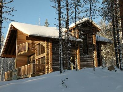Photo for Vacation home Karhunkieppi 9a in Kittilä - 6 persons, 3 bedrooms