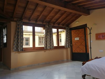 "Photo for Palace Vista Alhambra ""Albaicin"" Apt 6 WIFI"