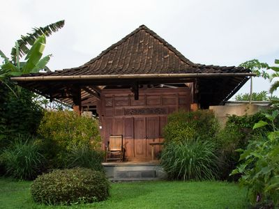 Photo for Bungalow 3, Eco Wooden Bungalow