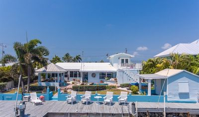 Photo for I-Guana Have Fun By The Sea 5bed/5bath w/private pool & Hot Tub & dockage