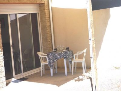 Photo for Apartment Marseillan-Plage, 1 room, 2 persons