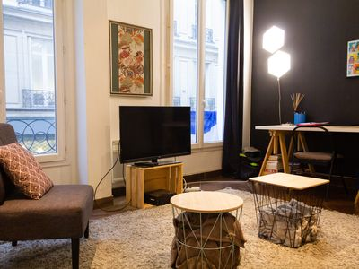 Photo for HostnFly apartments - Stunning apt in the heart of Paris