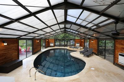 Yes your own Private heated indoor Swimming Pool! - Tobyhanna