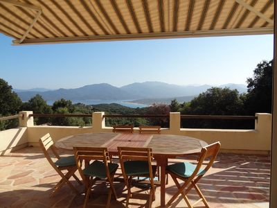 Photo for 3BR House Vacation Rental in Belvédère-Campomoro, Corse