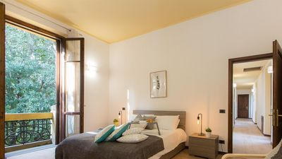 Photo for Rosselli Palace Deluxe 4 apartment