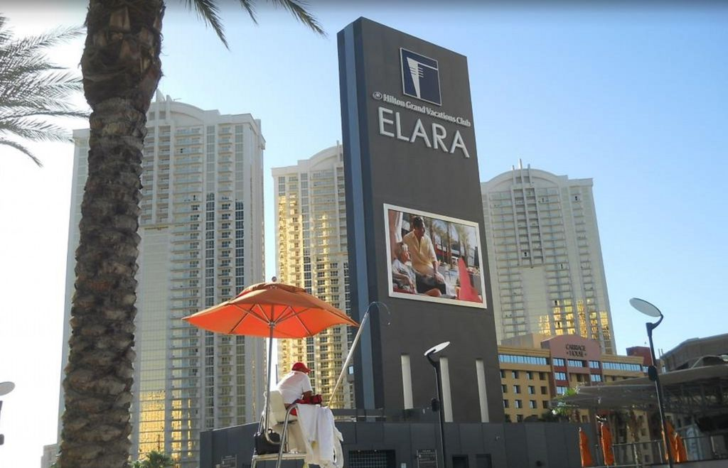 Elara Hilton Grand Vacations Club One HomeAway Las Vegas