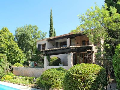 Photo for Vacation home in Lorgues, Côte d'Azur hinterland - 4 persons, 2 bedrooms