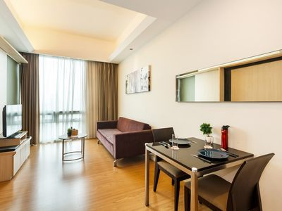 Photo for Swiss Residence S23A-07