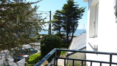Photo for Spacious, modern, perfect location on the seafront in Pornichet