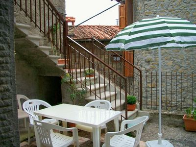 Photo for House with garden in the centre of the village