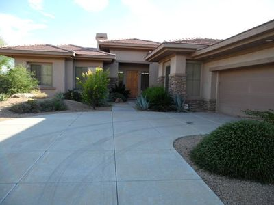 Photo for Beautiful Home with Pool and Mountain View in Gated-Community