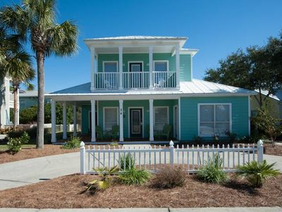 Photo for Spacious Private Home in the Heart of Seagrove Beach!!