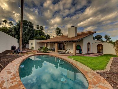 Photo for Modern, Private Home with Pool - Central Phoenix/Biltmore Area