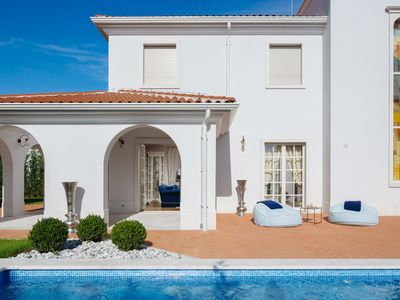 Photo for Luxurious Villa Cesara with top equipment, private pool, garden, BBQ, Porec
